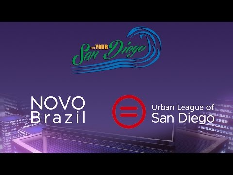 Novo Brazil Brewing, the Urban League - It's Your San Diego