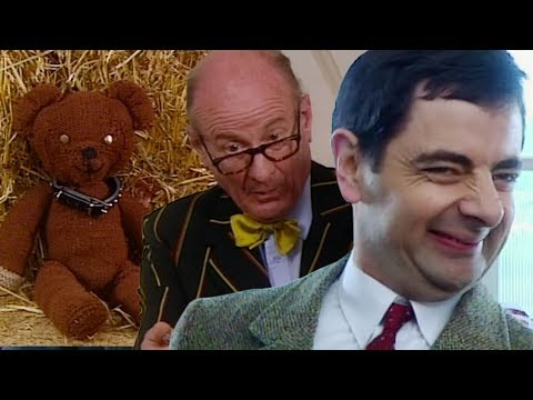 Competitive BEAN! | Funny Clips | Mr Bean Comedy