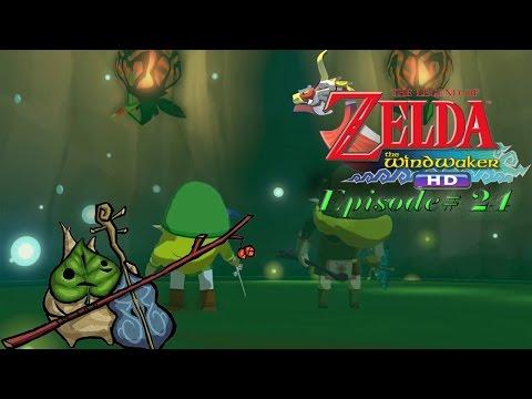 "Legend of Zelda Wind Waker HD Ep 24 ""More Great Sea Travel"""