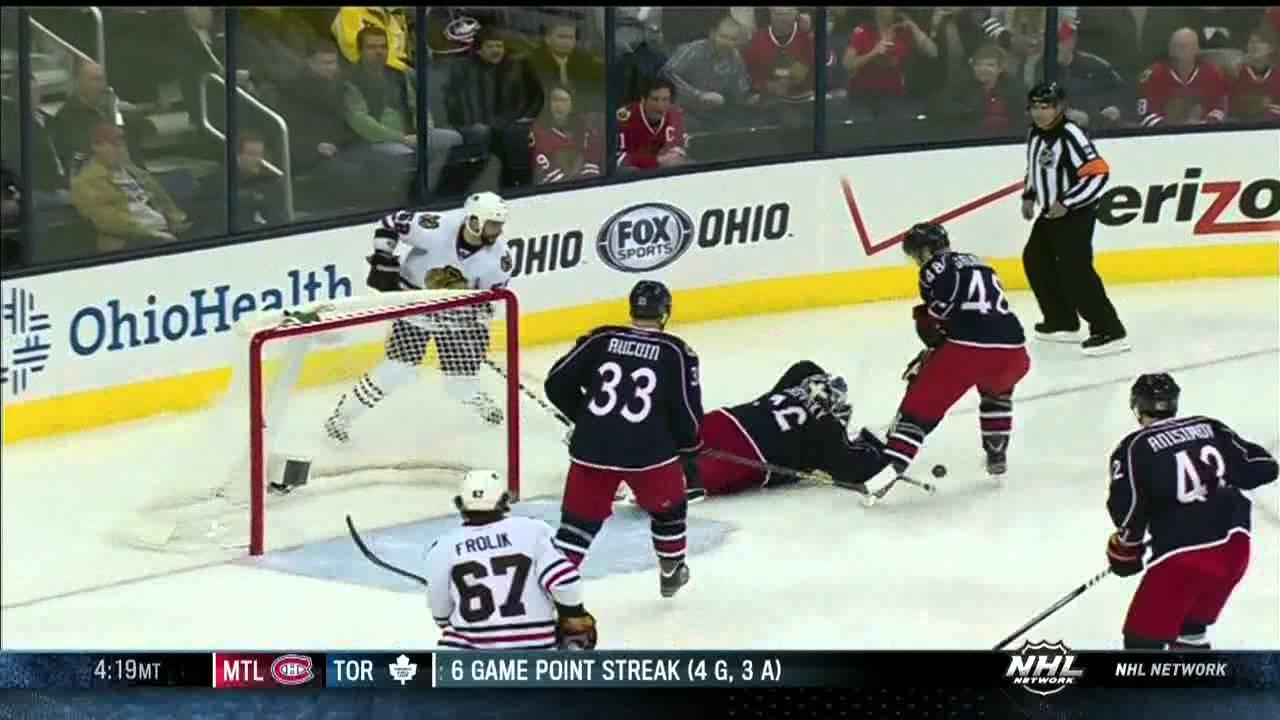 d77d54a864a12 Sergei Bobrovsky Top 10 Saves for 2013. NHL Hockey - YouTube