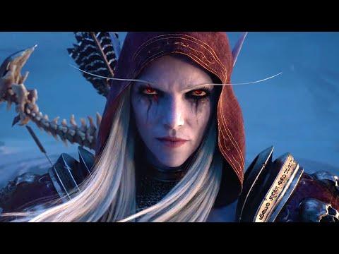 World Of Warcraft - Shadowlands Expansion Cinematic Trailer