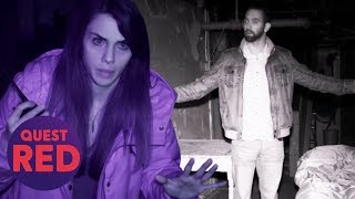 Recreating An Indoor Lightning Storm To Help With Investigations | Paranormal Lockdown