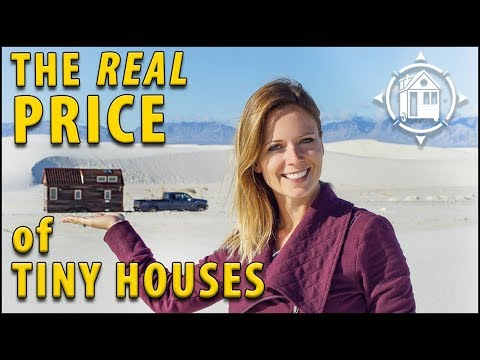 Tiny House Cost: Total Price & List Of Most Expensive Items