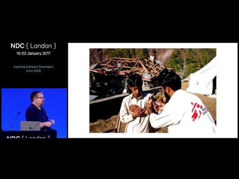 NDC London 2017 Keynote: Saving the World One App at a Time – Richard Campbell