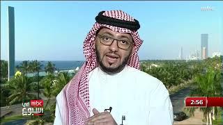 الصحفي الرياضي منار شاهين يكشف حقيقة تعاقد نادي الاتحاد مع نايف هزازي