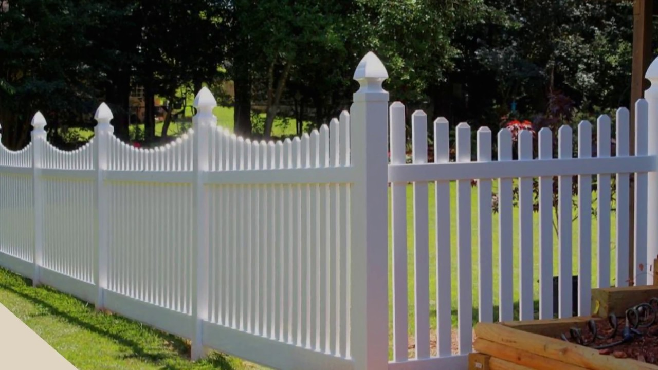 Wholesale vinyl fencing kennesaw ga country estate fence youtube wholesale vinyl fencing kennesaw ga country estate fence baanklon Gallery
