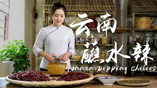 """Everything is dippable"", the ultimate Yunnan dressing - Dipping Chilies"