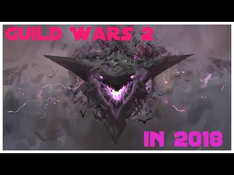 This is Guild Wars 2 in 2018