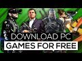 How To Download Any Game,Movie Or software For Free!100% Working