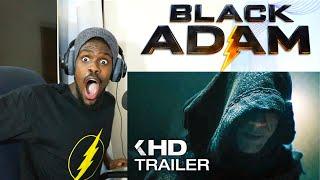 Download Black Adam First Look Trailer   DC FANDOME 2021 REACTION VIDEO!!!