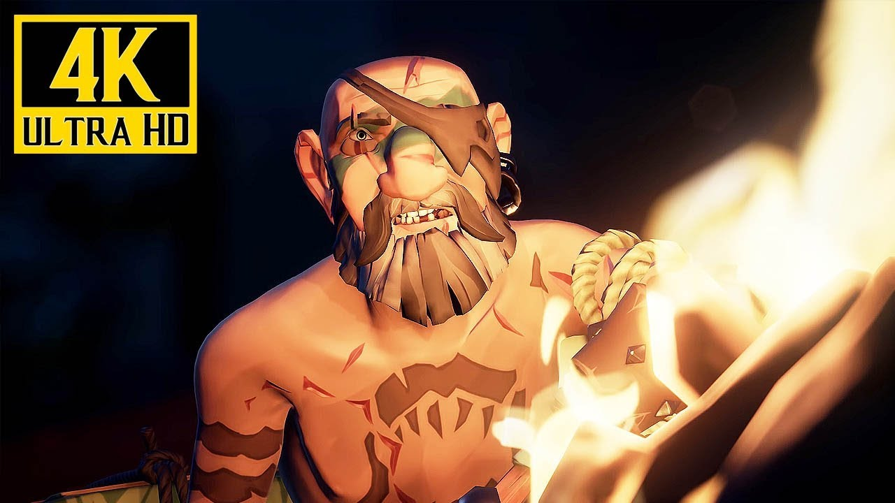 sea of thieves the hungering deep guide