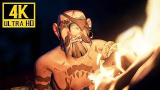 [4K] Sea of Thieves - The Hungering Deep Trailer @ 2160p UHD ✔