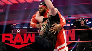 """""""Stone Cold"""" delivers more Stunners after Raw: Raw Exclusive, March 16, 2020"""