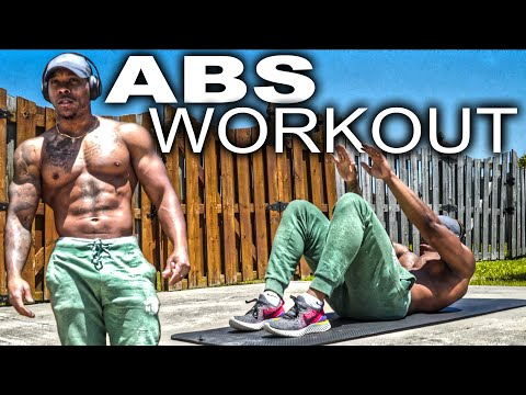 10 MINUTE ABS WORKOUT(GUARANTEED STRONGER ABS)