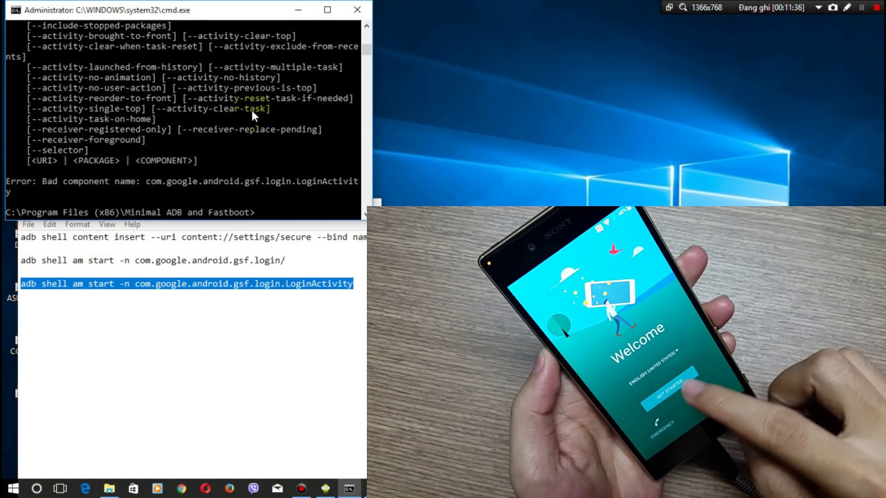 How to bypass FRP on all sony devices - CASHSITE