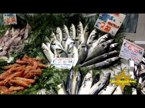 Fish Market And More in Rome
