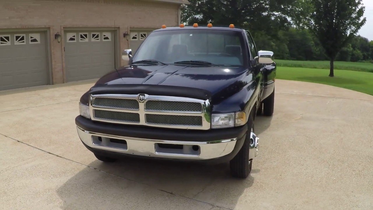 Maxresdefault on 1995 Dodge Ram 3500