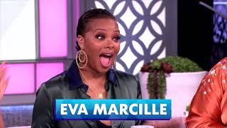 Thursday on 'The Real': Eva Marcille, Lil' Kim