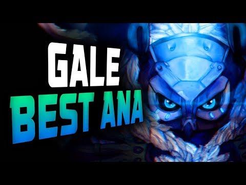 Gale Insane ANA! 13k HEALING DONE - 33 ELIMS! [ OVERWATCH SEASON 12 TOP 500 ] thumbnail