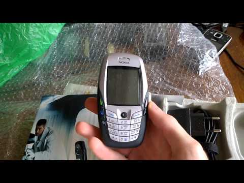 Nokia 6600 unboxing - YouTube