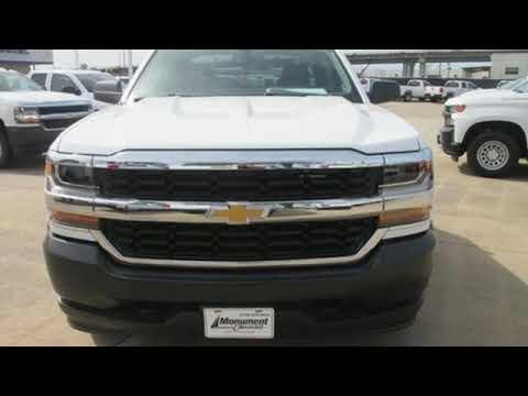 New 2019 Chevrolet Silverado 1500 LD Houston TX Pasadena, TX #K1161137