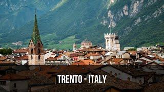 Trento - Mattarello - Verona 🇮🇹 | Тренто - Маттарело - Верона