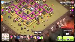 COC - Clash of Clans #018 - Rathaus Lvl 10 ? Bogies Lvl 7 ? | Let´s Play CoC - Clash of Clans