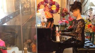 MANH TINH THUONG( Piano cover: Slow-Rock in D-major).