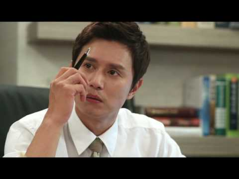 A GENTLEMAN'S DIGNITY  Quitting Smoking  Funny! Jang Dong Gun, Kim Min Jong