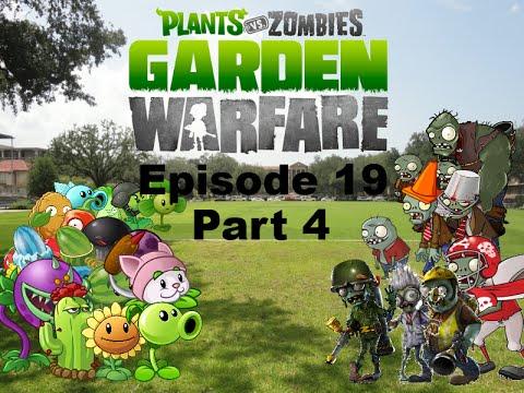Plants Vs Zombies Garden Warfare Plush Series Episode 19 The Final Assault Part 4 Youtube