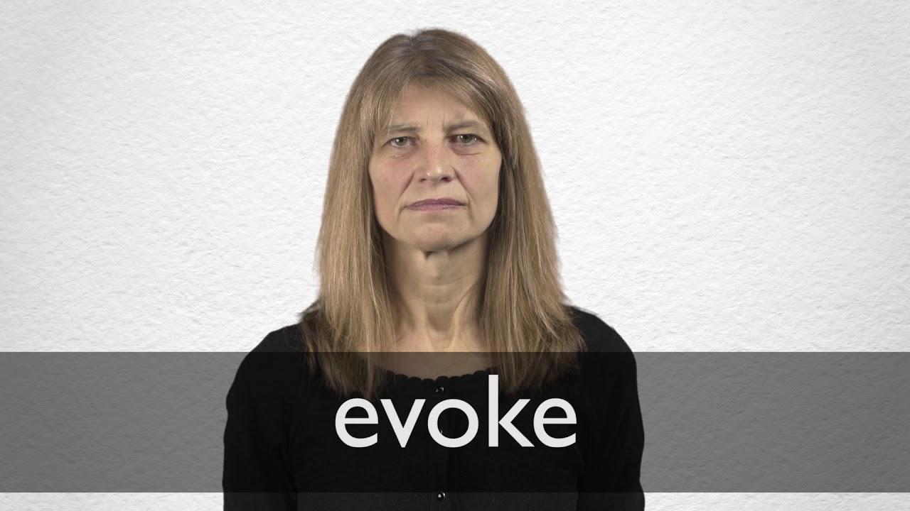 Evoke Synonyms | Collins English Thesaurus