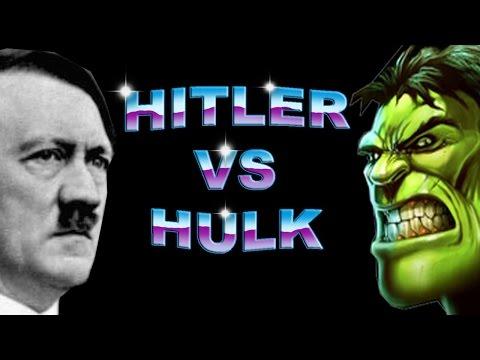 Hitler vs Hulk