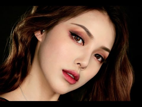 Burgundy Make Up (With subs) 버건디 메이크업