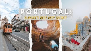 10 Days in Portugal: Lisbon, Algarve, Cascais, Sintra, Porto | The Travel Intern