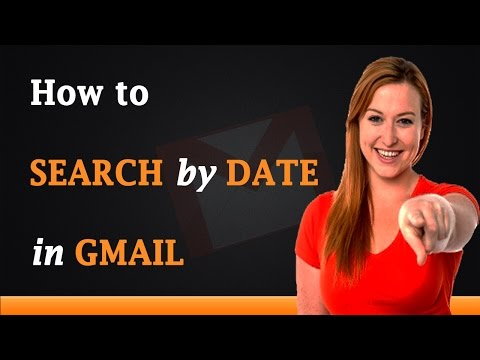 how to search mail in gmail