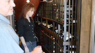 California Home Wine Cellar Designs -- Coto De Caza Orange County Ca
