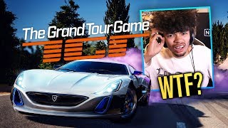WTF Is The Grand Tour Game??