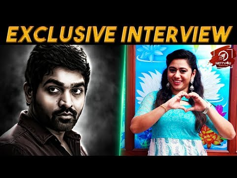 I Am Very Much Crazy About Vijay Sethupathi | Exclusive Interview With Swetha Subramaniam