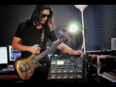 FINDING MALAYSIA'S NEXT GUITAR HERO: Joe Satriani Friends Guitar Cover featuring Oja Tunable