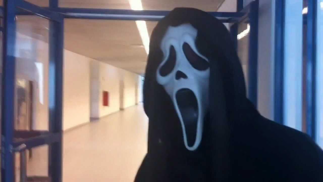 Ghost Face Htl Rennweg