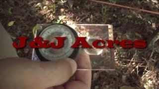 How to find your Property Line using a Compass