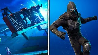 ROAD TRIP SKIN OFFICIALLY REVEALED! - Fortnite Battle Royale Road Trip SKIN FIRST IMAGES (ENFORCER)