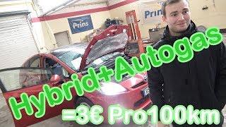 Toyota Prius Autogas Selbstumrüstung