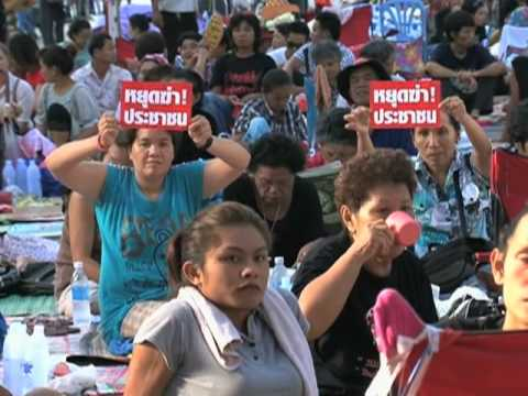 Thailand Remains Divided After Military Crackdown On Red Shirt Protesters
