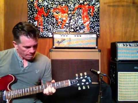 Vintage 1973 Fender Bassman 50_Head