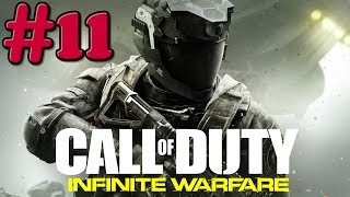 """Call of Duty: Infinite Warfare"" Walkthrough (#YOLO), Mission 11 - ""Operation Burn Water: Refinery"""