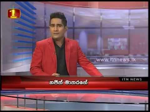 ITN 9.30pm Sinhala News - 08th May 2015 - www.LankaChannel.lk