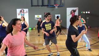 Sylvia Diaz Zumba Fitness