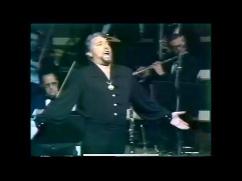 Mario Del Monaco Concerto 1974 Audio & Video Restaurato