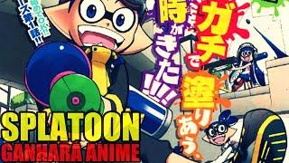 Splatoon terá anime baseado no mangá, e terá sua estréia confirmada...